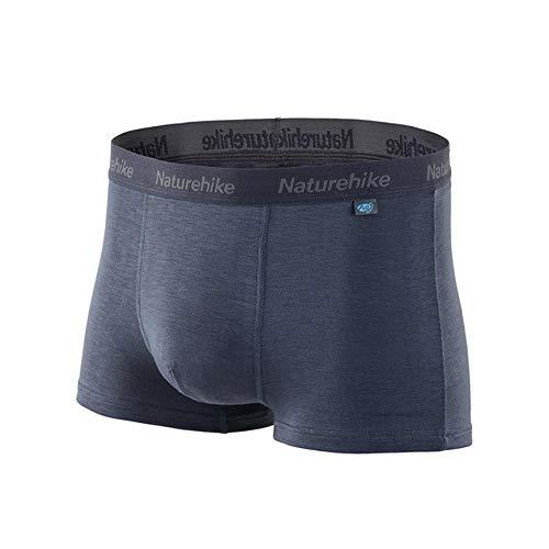 cknende Unterwäsche, Outdoor-Sport-Boxershorts mit Silber-Ionen, atmungsaktiv, feuchtigkeitsableitend ()