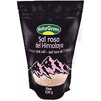 Sal rosa del Himalaya fina Naturgreen 1 Kg