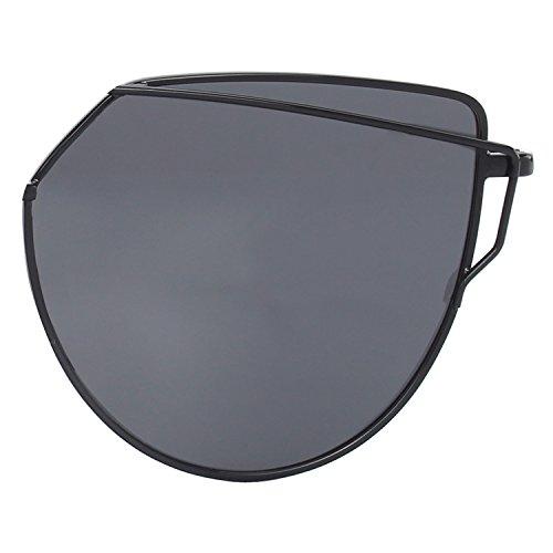 e59c0d0568 CGID MJ74 Occhiali da Sole Donna Moderni Fashion a Specchio Occhio di Gatto  Lenti Polarizzate UV400