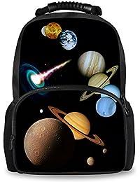coloranimal Hombres del Galaxy mochila Universo planetas impreso bookbags…