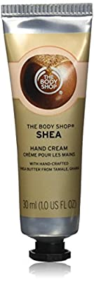 The Body Shop Hand Cream, Shea, 1 Fluid Ounce by The Body Shop