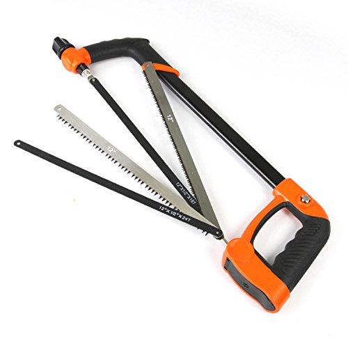 Hacksaw Frame Mini Handsägen Holzsäge, Säge Bogen Rack Haushalt kleine manuelle Säge Werkzeugteil