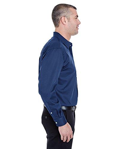 UltraClub - Chemise habillée - Homme Bleu Marine