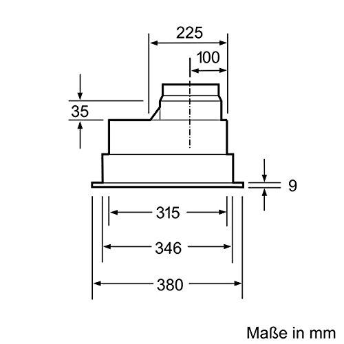 siemens lb55564 iq300 dunstabzugshaube. Black Bedroom Furniture Sets. Home Design Ideas