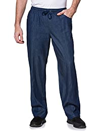 JP 1880 Homme Grandes tailles Jogging Pantalon coupe moderne pantalon de sport parfait pour les loisirs et sports 702621