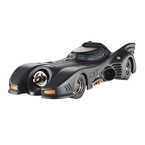 Preisvergleich Produktbild Modellauto 1:18 Batman Returns Batmobile BLY24 Hot wheels Elite