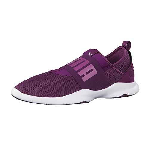 Puma Dare, Scarpe da Ginnastica Basse Unisex-Adulto Dark Purple-Dark Purple