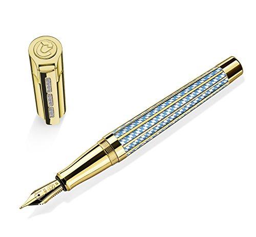 Bolígrafo fuente de punta mediana'Baviera' prémium STAEDTLER.