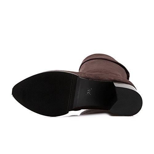 BalaMasa - Pantofole a Stivaletto donna Brown
