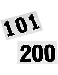 Números de salida 101 - 200