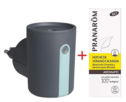 Difusor enchufe + Aromapic verano antimosquitos Pranarom