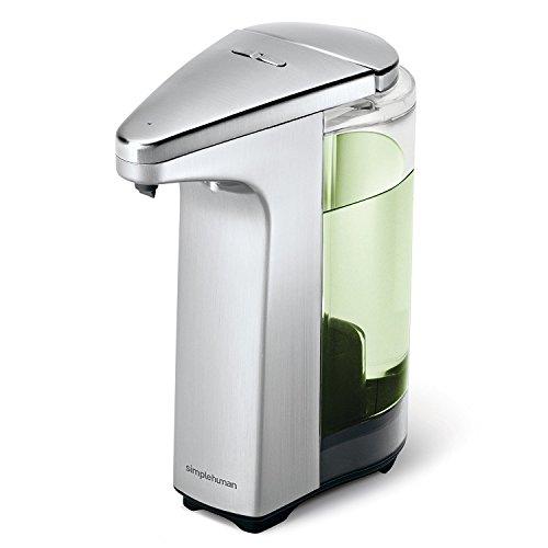 Sensorspender für Seife, mattnickel, inkl. Seifeprobe ()