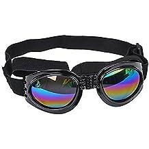 Romote Gafas de Sol para Perros Gafas de protección Prueba de Agua Versión  actualizada 4a87545eba38