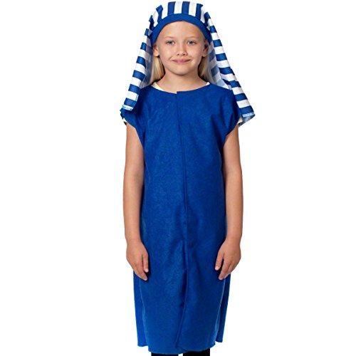Charlie Crow Pastore costume per i bambini. Taglia unica 3-9 anni.
