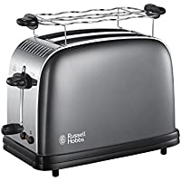 Russell Hobbs 23332-56 Grille pain avec 2 fentes Gris 1670 W