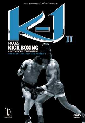 K-1 Rules 2 Kick Boxing Marseilles Heavyweight Tournament 2005