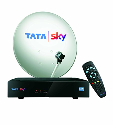 TATASKY HD Connection Dish TV Satellite Receivers