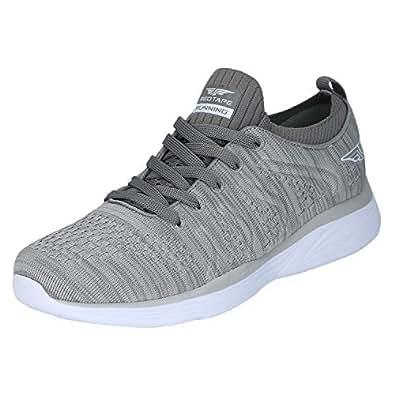 Red Tape Men's RSO0258A Grey Running Shoes-10 UK/India (44 EU) (RSO0258A-10)