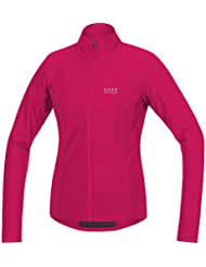 GORE BIKE WEAR Damen Thermo-Fahrrad-Jersey, Langarm, GORE Selected Fabrics, ELEMENT LADY Thermo Jersey, SELMTL