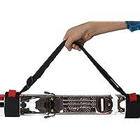 Ducomi® skihold 1–Portaesquís para adultos y niños simple y seguro para portare la tua attrezzatura.