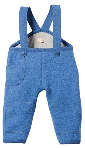Disana 33302XX - Walk-Hose Wolle blau, Size / Größe:86/92 (1-2 Jahre)
