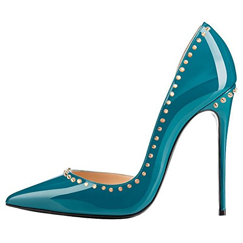 Eks Dopo Tagliente Blu Donna Acqua Verde rXxOrqnRpS