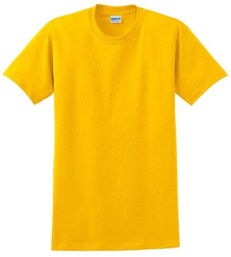 Herren-Gildan Ultra Cotton T Shirts-Kurzarm-Daisy-X-Large-KOSTENLOSE LIEFERUNG (Daisy Kurzarm-shirt)
