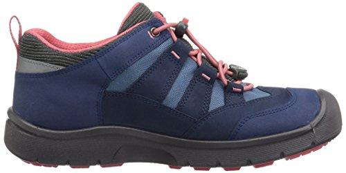 Keen Hikesport Waterproof Junior Hiking Scarpe - SS18 Dress blues/sugar coral