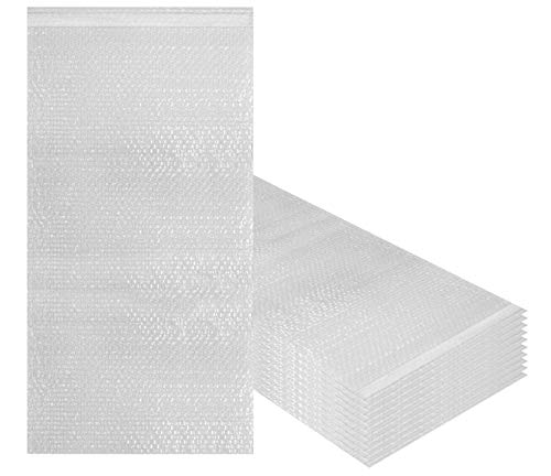 Luftpolsterbeutel, 12 x 23,5 cm, transparent, gepolstert, 12 Stück 10 Stück Luftpolsterbeutel. Selbstdichtend. Versand Versand Verpackung Verpackung Lagerung und Umzug