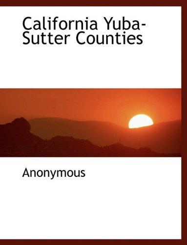 California Yuba-Sutter Counties