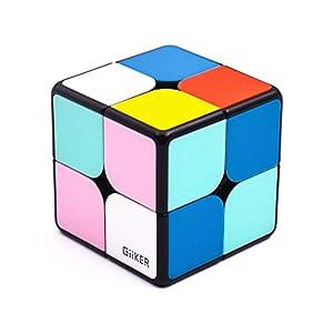 MIJIA Cubo de Super Rubik Aprender con diversión – Conexión Bluetooth – Identificación de detección – Sincronización en Tiempo Real, Juguete de Desarrollo Intelectual