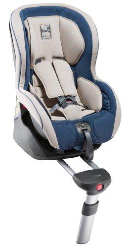 Kiwy 14011KW06B Kinderautositz Gruppe1 mit Isofix und SA-ATS Energiemanagement, ECE R44/04 geprüft, 9/18 kg, ocean blau