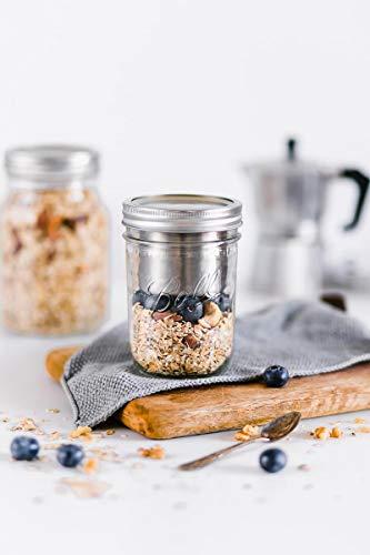 LIEBLINGSGLAS Lunchbox Ball Mason Jar | 475 ml