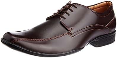 Bata Men's N.Lorna Brown Formal Shoes - 10 UK/India (44 EU) (8214953)