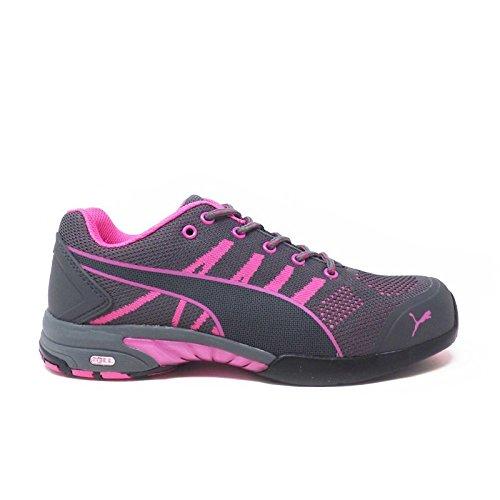 Chaussures de sécurité Puma celerity knit rose