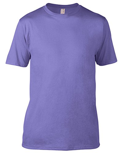 Anvil -  T-shirt - Uomo Violet