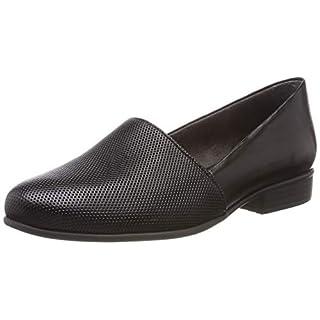 Tamaris Damen 1-1-24216-22 Slipper, Schwarz (Black 1), 40 EU
