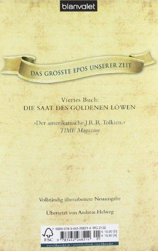 Livres Couvertures de Das Lied von Eis und Feuer 04: Die Saat des goldenen Löwen