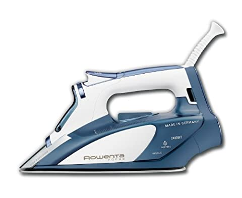 Rowenta Focus Steam Iron DW5110 - White and Blue by Rowenta (Rowenta Focus)