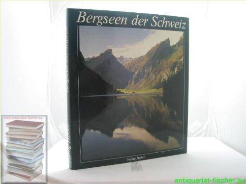 Bergseen der Schweiz par Edmond van Hoorick