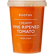 Booths Creamy Vine Ripened Tomato Fresh Soup, 600 g