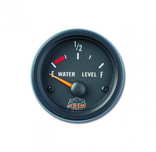 Füllstandsanzeige für Wassertank Farbe schwarz