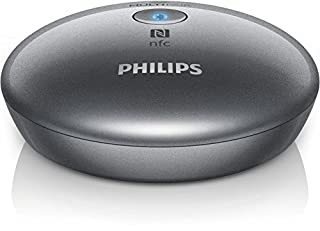 PHILIPS AUDIO AEA2700/12 Bluetooth Hifi-Adapter mit Optical Out (NFC, Multipair) silber (B00KMS7HFG) | Amazon price tracker / tracking, Amazon price history charts, Amazon price watches, Amazon price drop alerts