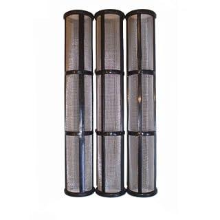 Hauptfilter für Graco Airlessgeräte #60 (244-067) 3 Stück