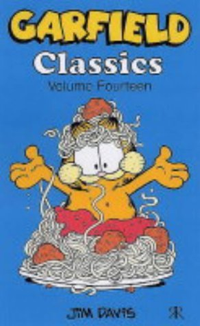 Garfield Classics: Vol 14: v. 14 (Garfield Classic Collections) by Jim Davis (14-Oct-2004) Paperback