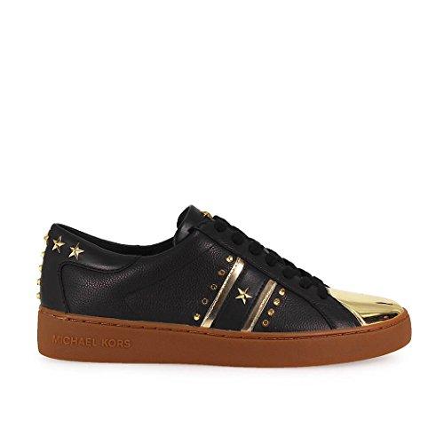 Michael Michael Kors Frankie Striped Sneakers