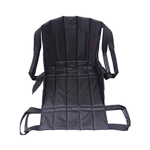 Transfer Lift (GLJY Faltbare Patientenlift-Treppenrutsche Board, Transfer Notfall-Evakuierung Rollstuhl-Spiegelbeinen Full Body Medical Lifting Sling Sling Sling DiscUse für Senioren)