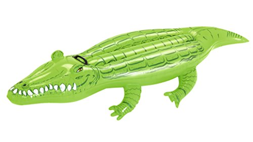 Bestway Crocodile Rider 168x89 cm, Schwimmtier (Beach Star)