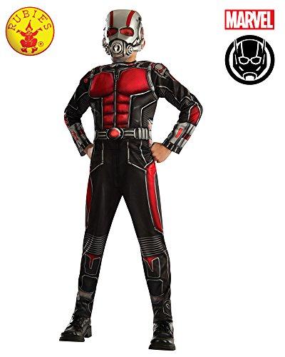 (Rubie's Offizielles Kid 's ant-man Deluxe Kind Kostüm–Medium)