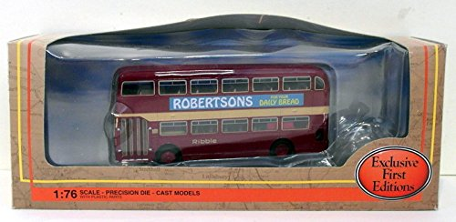EFE - 1/76 Scale diecast 38126 - Bristol VRT II - Ribble 668 To Upperby